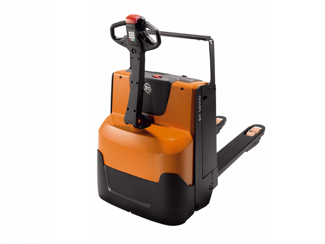 Manual and electric pallet truck